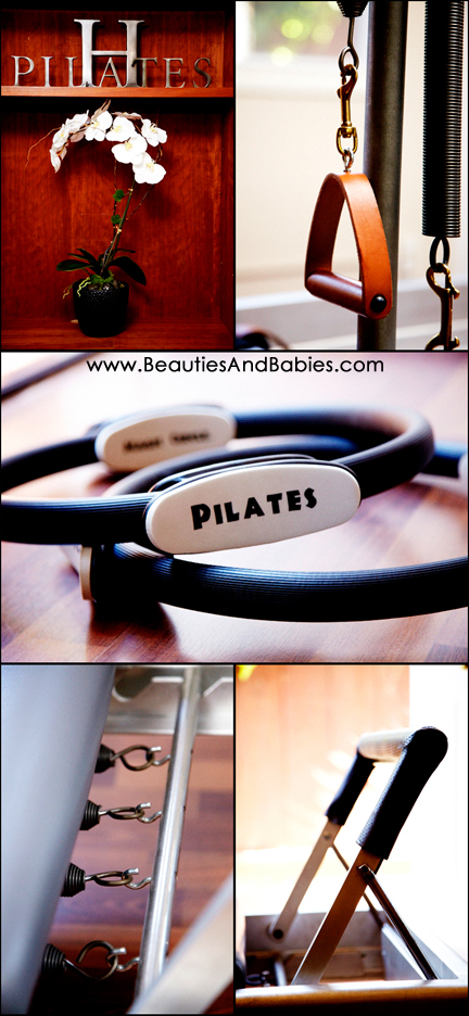 Pilates Detail Shots