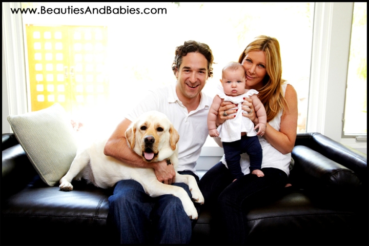 family portrait photographer Los Angeles