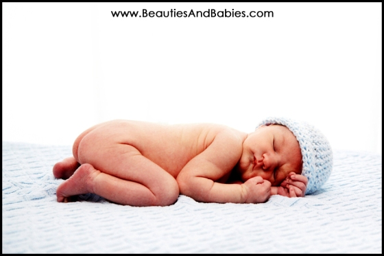 newborn baby portrait photography Los Angeles
