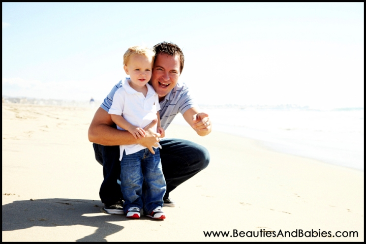 father son portrait photographer Los Angeles