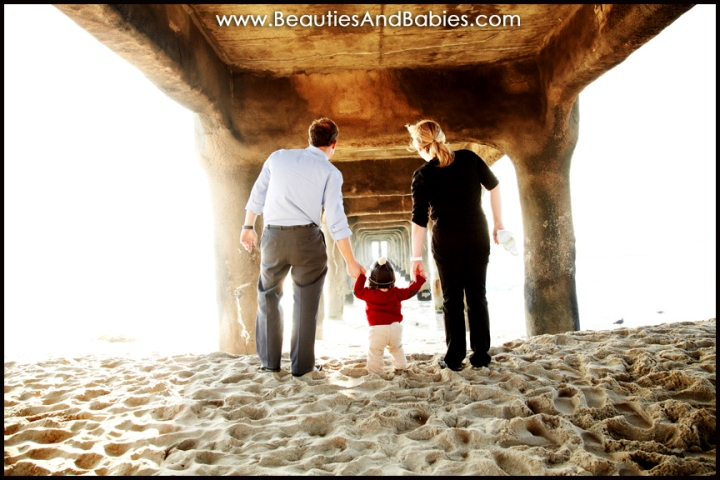 professional family portrait photography of Los Angeles