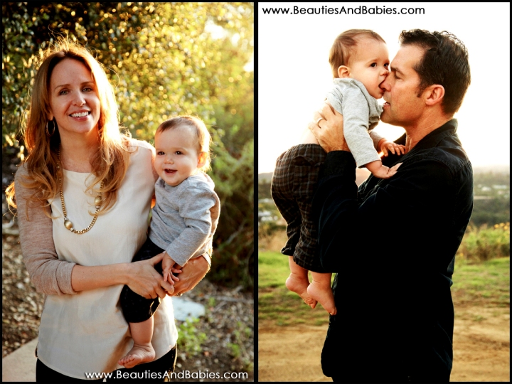 parent child portrait photographer Los Angeles