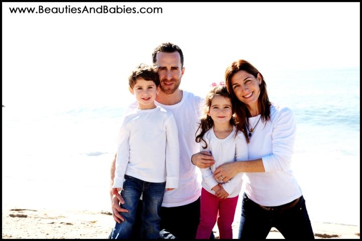 Los Angeles family portrait photography