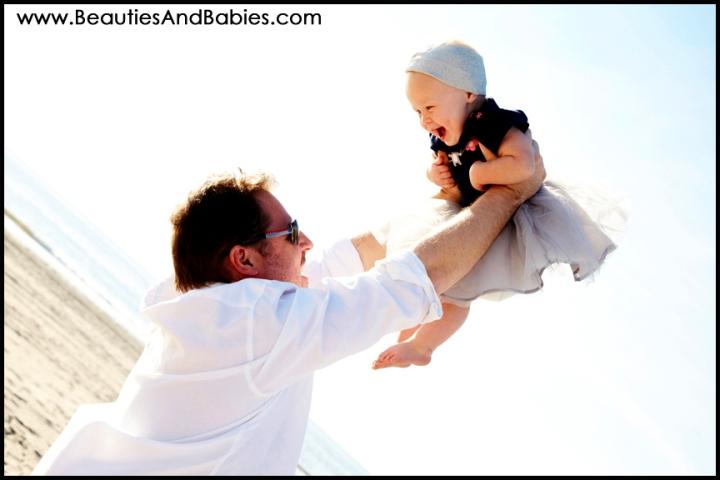 father child portrait photography Los Angeles