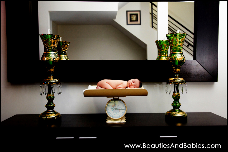 newborn baby props photography Los Angeles