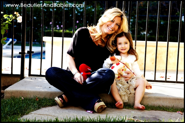 Child and family portrait photography Los Angeles