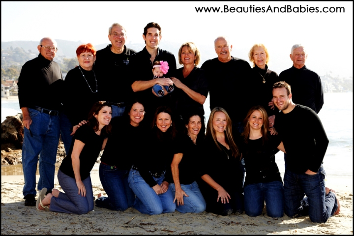 professional family photograph Los Angeles photographer