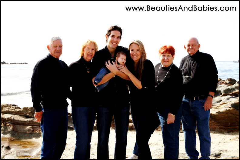 family portrait photography Los Angeles photographer