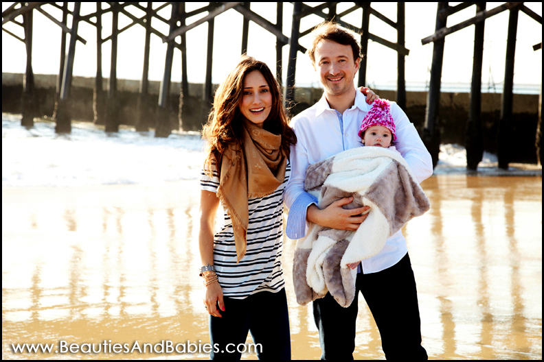 professional family photography on the beach Los Angeles photographer