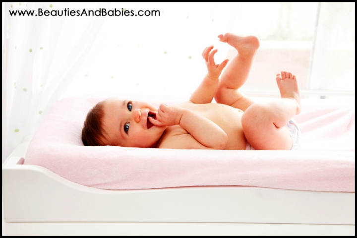 Los Angeles professional baby photographer