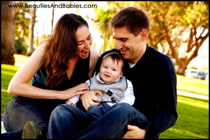 Los Angeles professional family portrait photographer