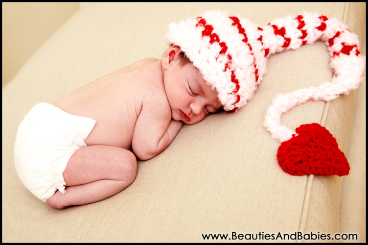 professional newborn baby pictures Los Angeles