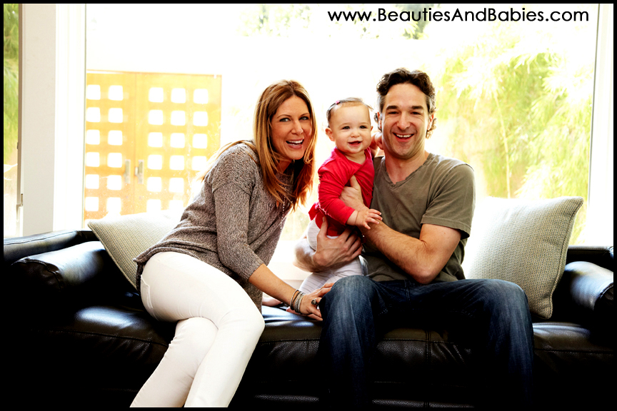 Los Angeles professional family portrait photographer