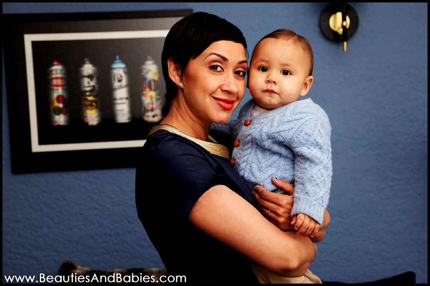 mother and child professional pictures Los Angeles photographer