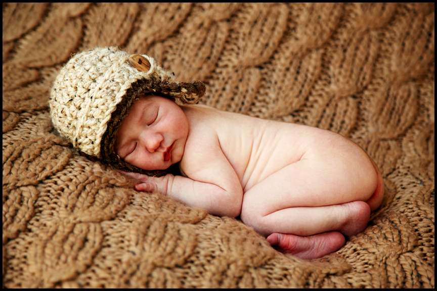 best sleeping newborn baby photographer Los Angeles