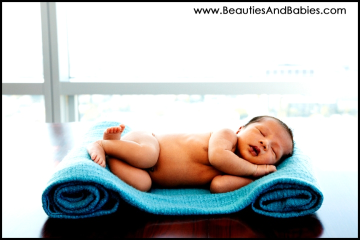professional newborn baby pictures Los Angeles photography