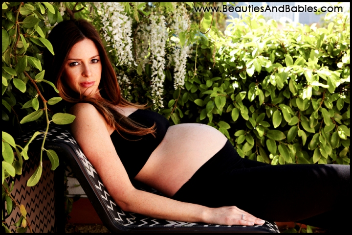 professional pictures of expectant mother Los Angeles photography