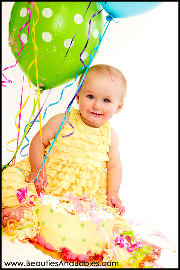first birthday professional pictures Los Angeles photography