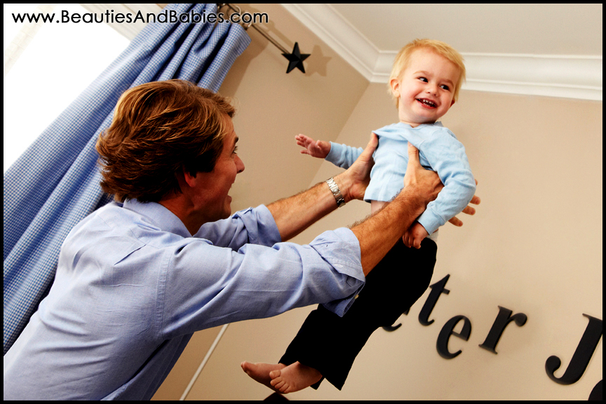 father son professional portrait photography Los Angeles