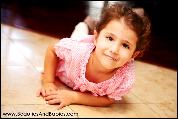 Los Angeles childrens portrait photographer