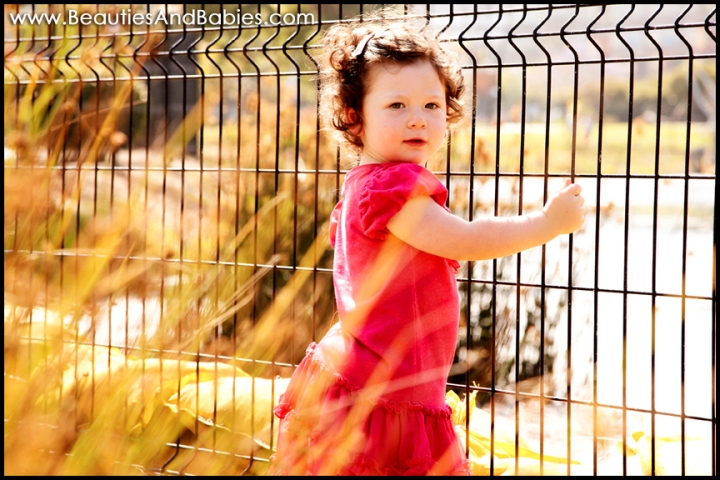 professional children's photography outdoors Los Angeles photographer