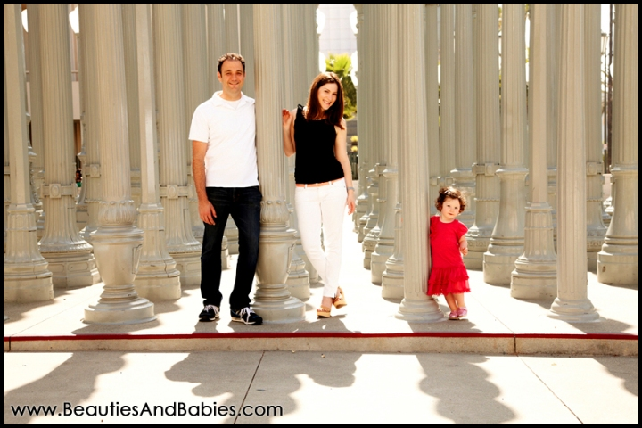 best Los Angeles family portrait photography studio