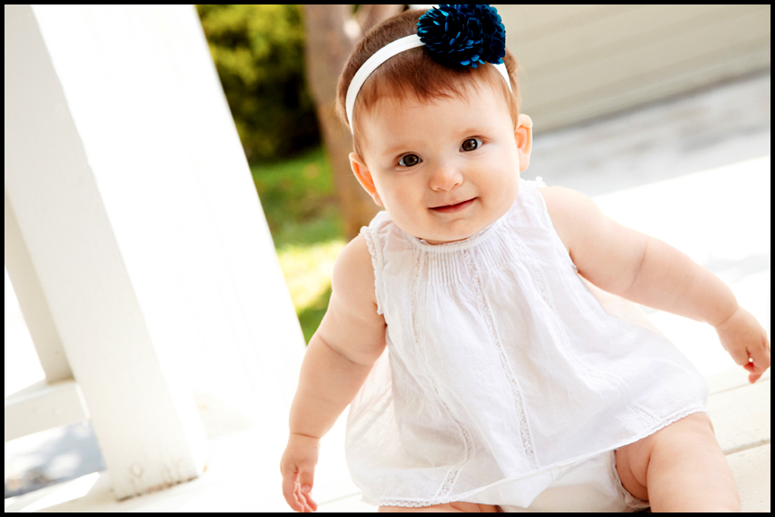 unique baby photography Los Angeles photographer