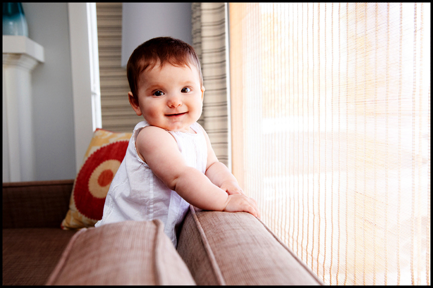 creative baby photography Los Angeles photographer