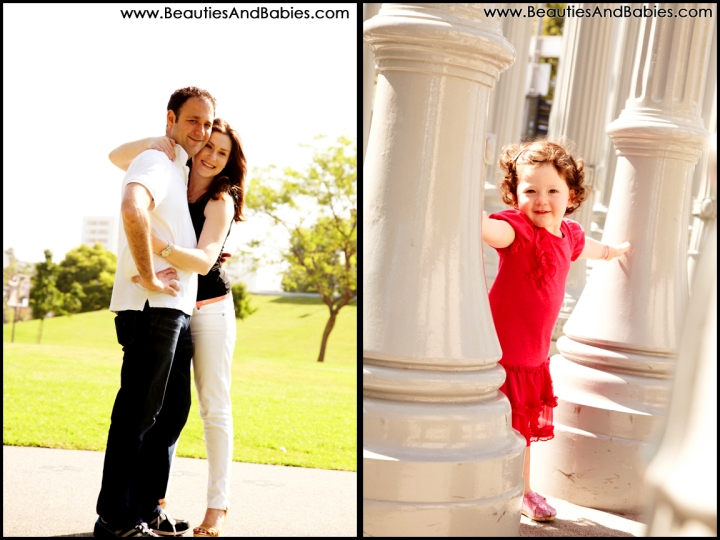 Los Angeles family portrait photography