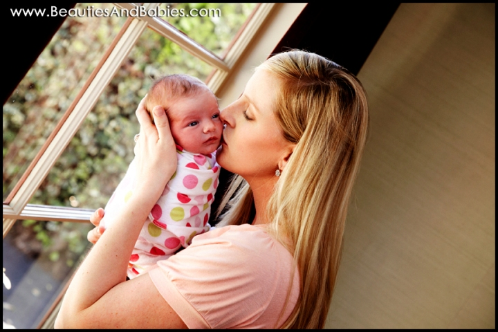 Los Angeles mother daughter professional photography