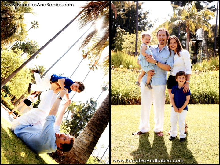professional family portrait photography outdoors
