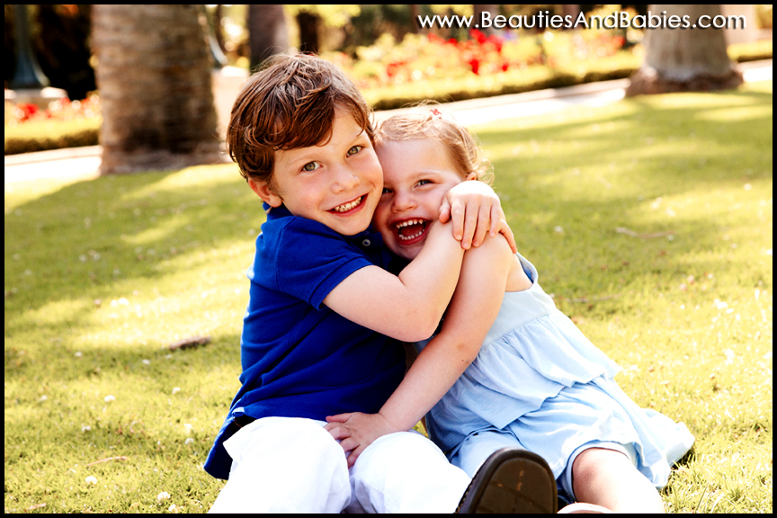 top los angeles children's professional photography