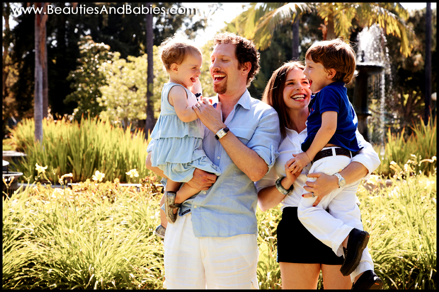 professional family photographer los angeles park outdoor photography