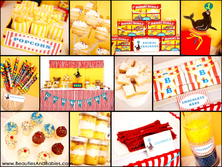 party decor photography Los Angeles