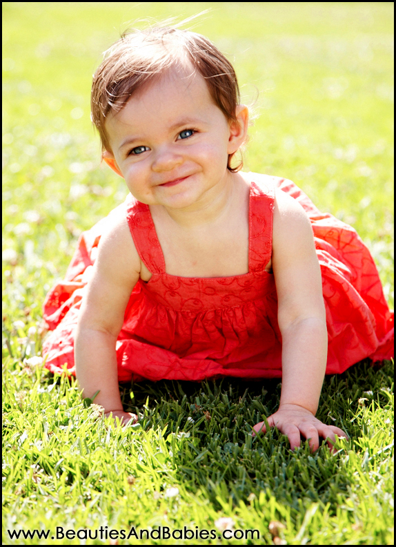 professional baby pictures Los Angeles
