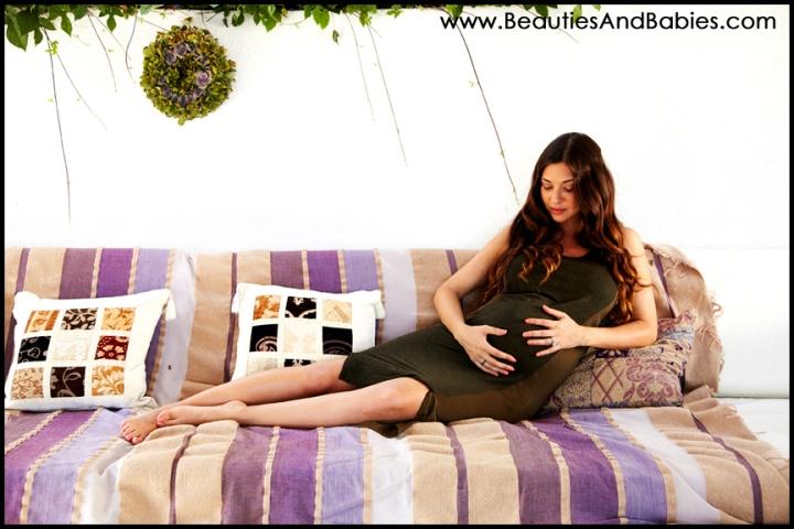 Los Angeles outdoor pregnancy photography Los Angeles