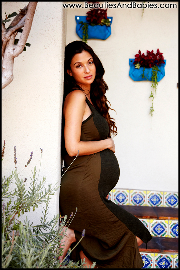professional outdoor pregnancy photography Los Angeles photographer
