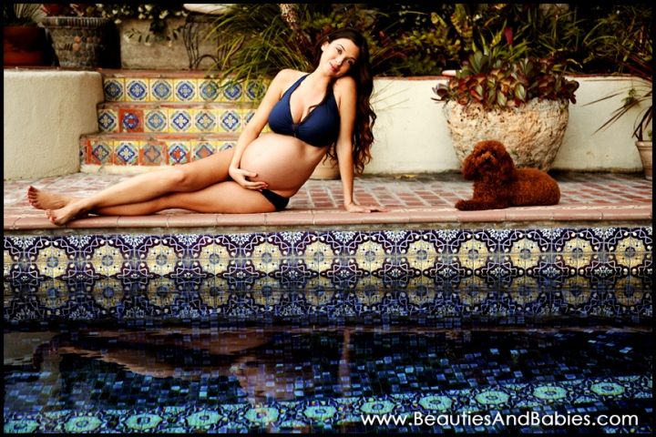 mother-to-be professional pictures Los Angeles photographer