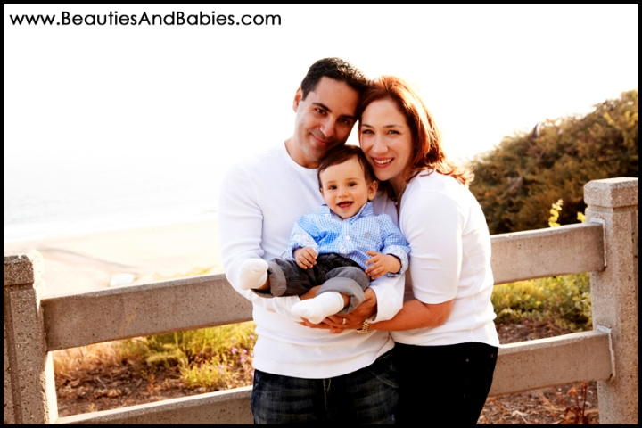 modern and colorful professional family portrait photography Los Angeles