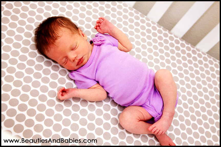 sleeping newborn baby professional picures Los Angeles