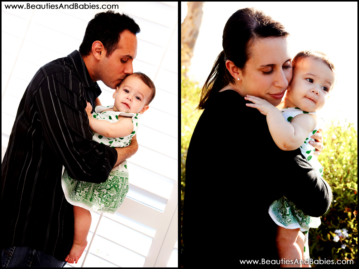 parent and child professional photography Los Angeles photographer