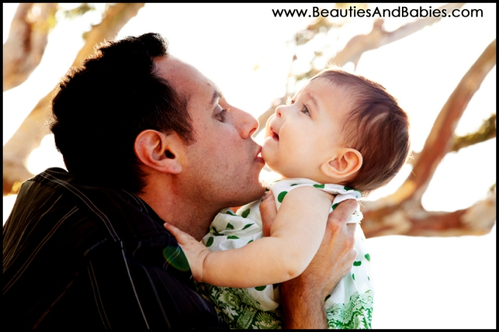 father child professional photography Los Angeles photographer