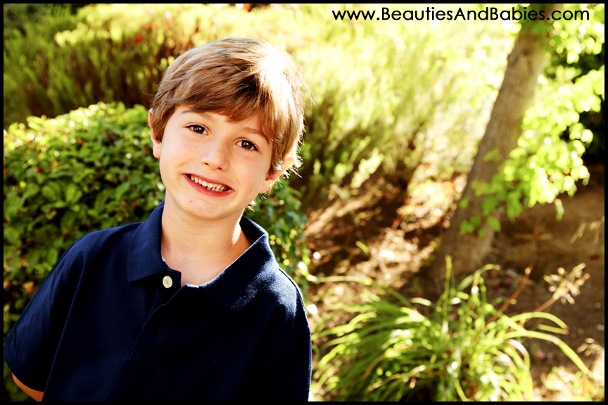 professional outdoor child portrait photography Los Angeles