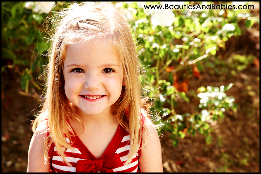 best los angeles childrens photography studio outdoor pictures