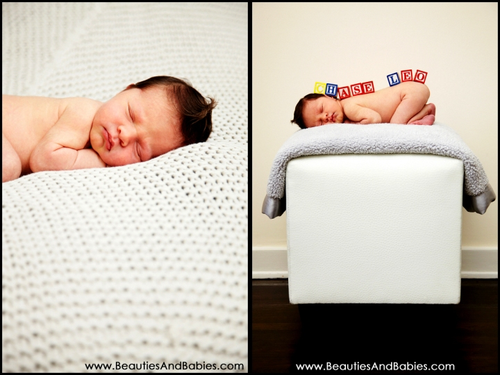 sleeping newborn baby pictures Los Angeles professional photographer