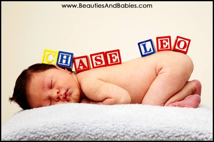 newborn baby photography props Los Angeles professional photographer