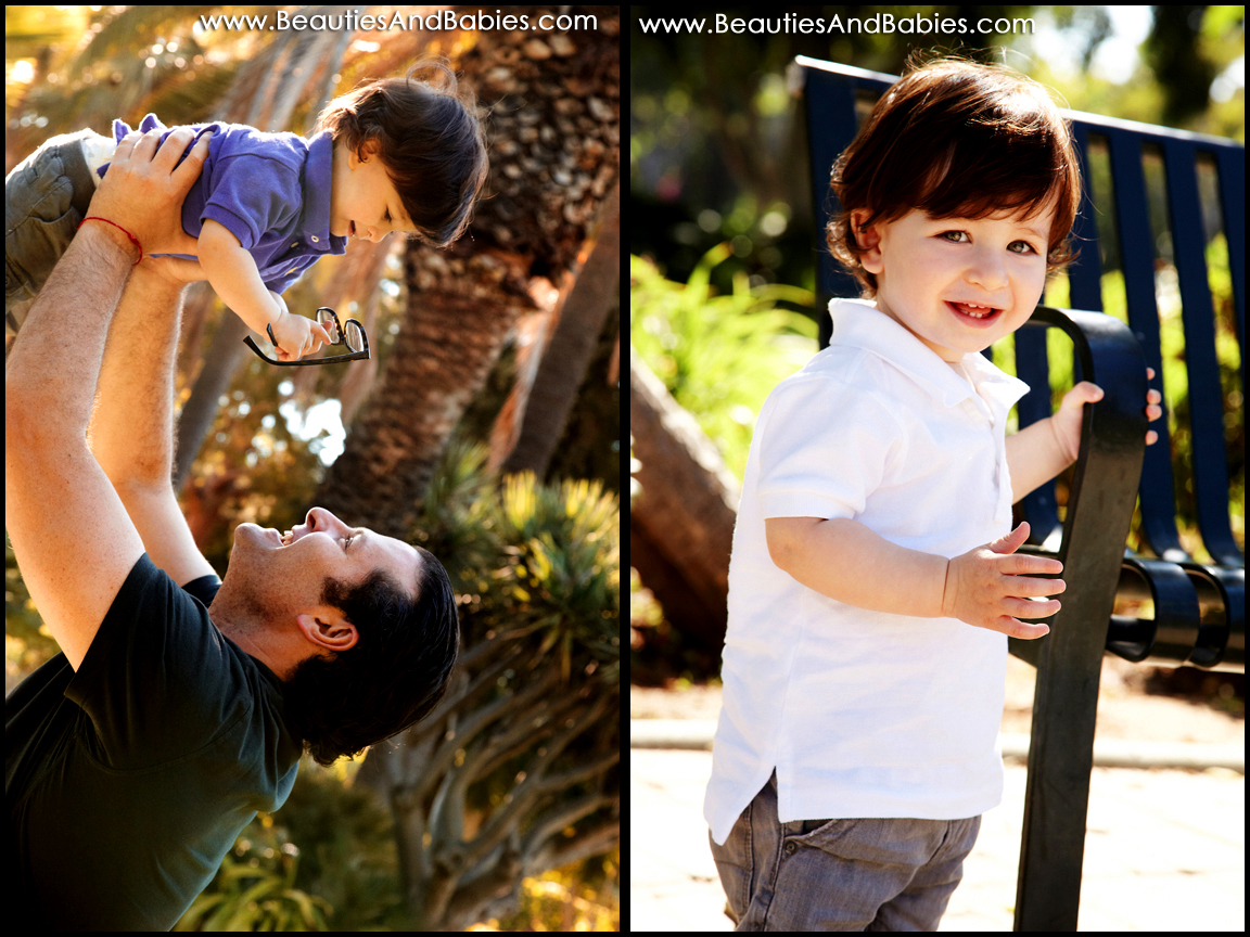 best Los Angeles family portrait photographer