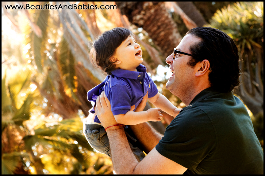 father child professional family pictures Los Angeles photographer