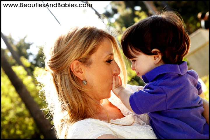 mother son professional photography Los Angeles photographer