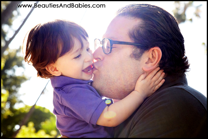 professional father son pictures Los Angeles photographer
